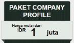 PAKET WEBSITE COMPANY PROFILE, Jasa Pembuatan Website Jogja, Jasa Buat Website Jogja