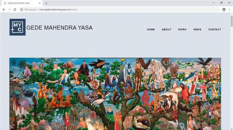 Gede Mahendra Yasa, Jasa Pembuatan Website Jogja, Jasa Buat Website Jogja