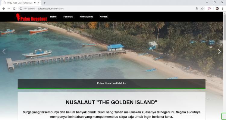 Pulau Nusa Laut, Jasa Pembuatan Website Jogja, Jasa Buat Website Jogja