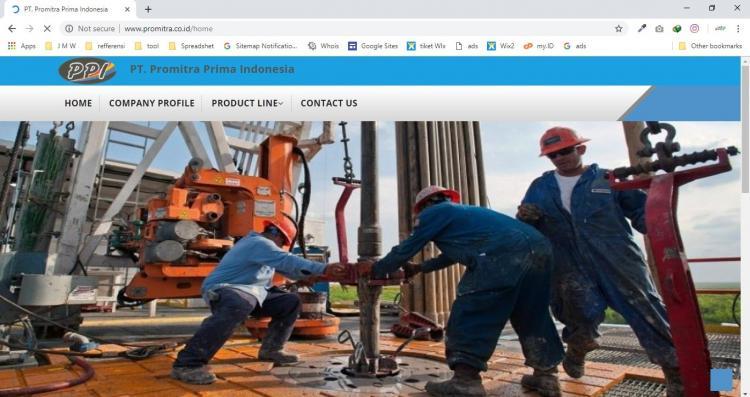 PT. Promitra Prima Indonesia, Jasa Pembuatan Website Jogja, Jasa Buat Website Jogja